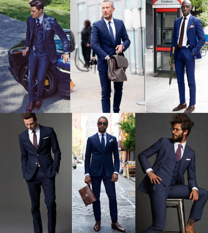 navy blue mens selection