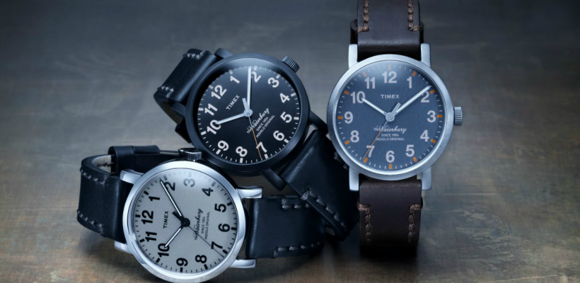 the times waterbury collection for men