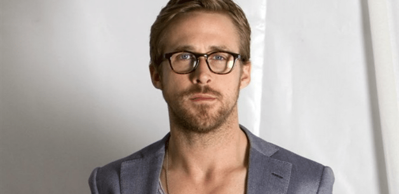 ryan gosling jacket and glasses