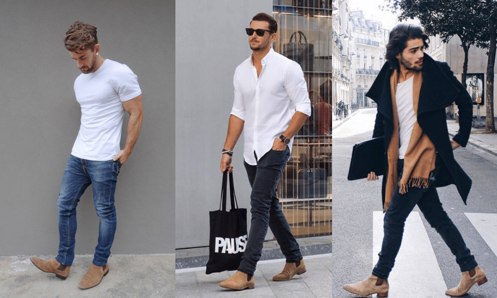 Can You Wear Chelsea Boots with Jeans? [How To] | Gentleman