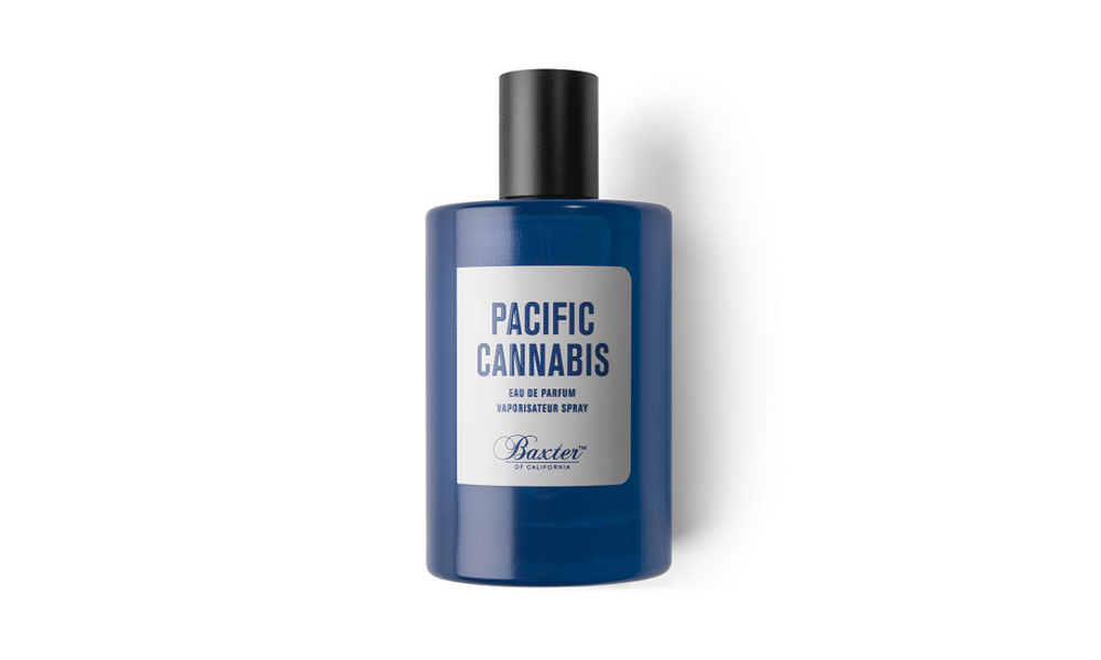 baxter pacific cannabis fragrance