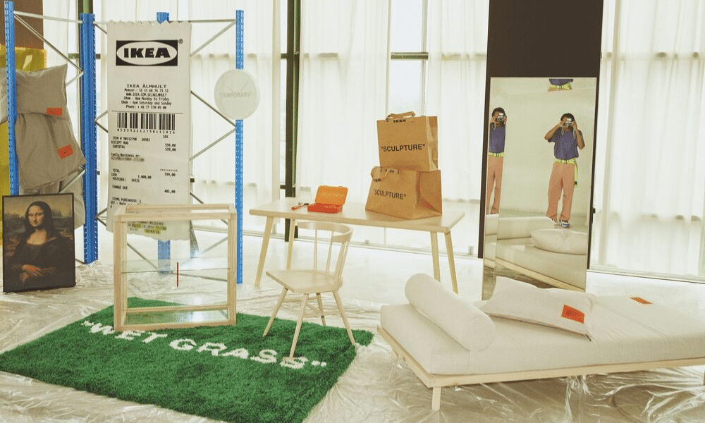 products for ikea by virgil abloh