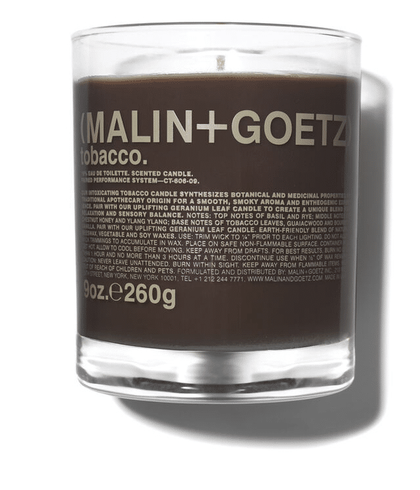 malin goetze lather candle