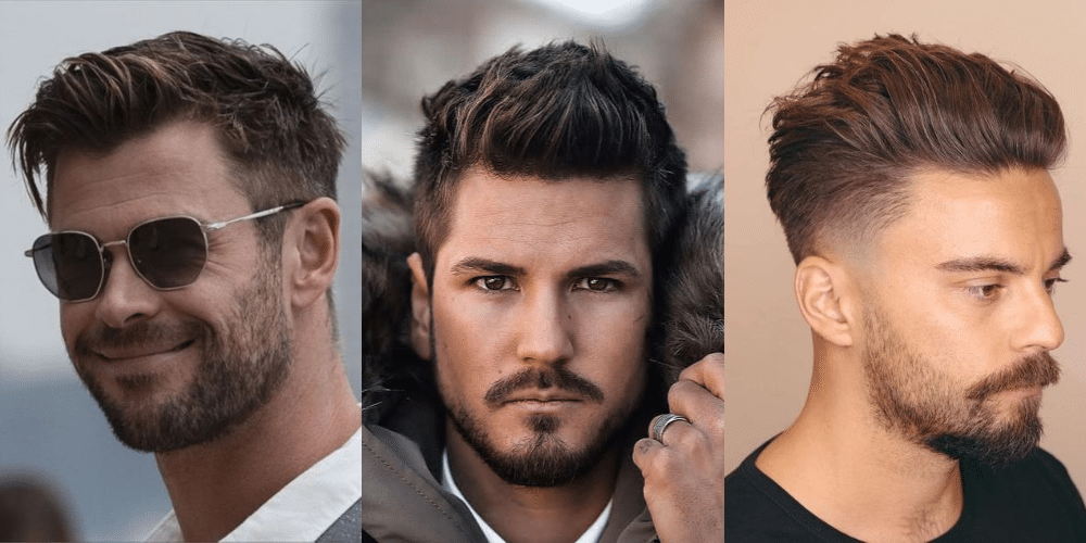 The Top Medium Length Hairstyles For Men 2020 Men S Fashion Articles Style Guides A Gentleman S Row