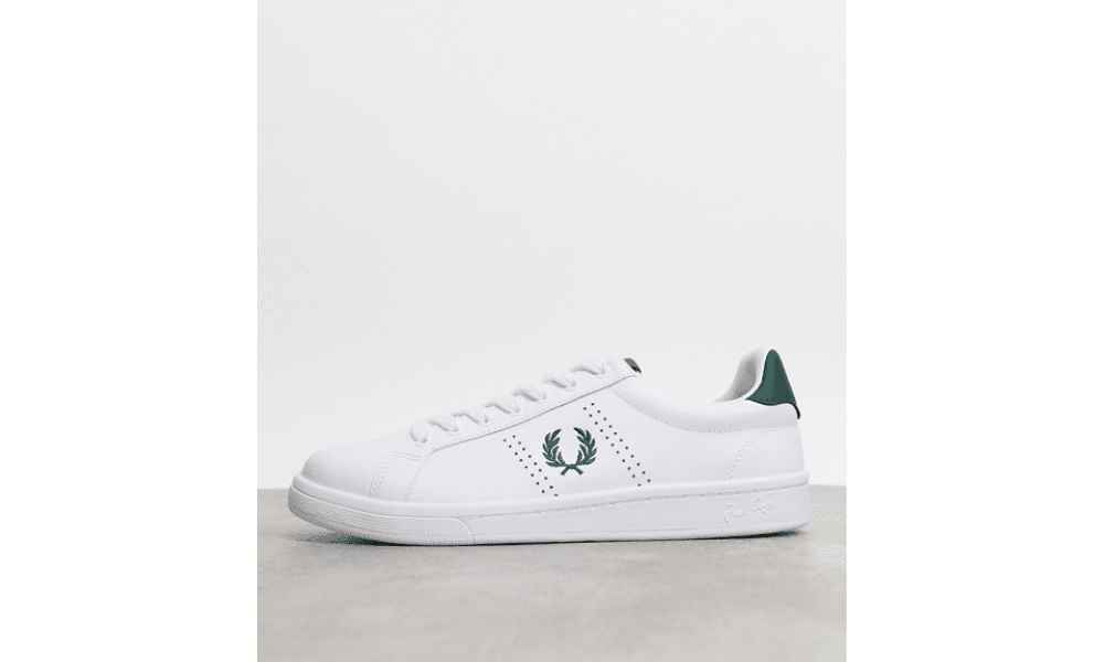 Fred Perry B721 White
