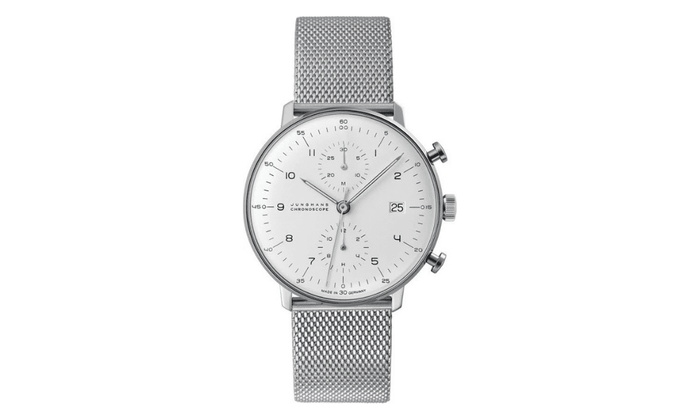 junghans chromoscope watch