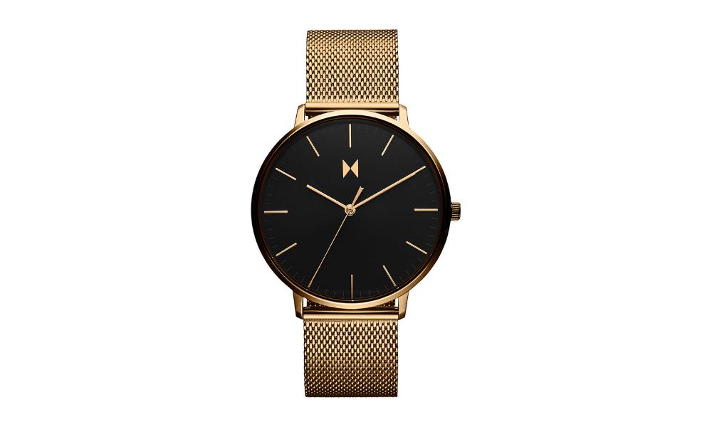 mvmt legacy gold watch