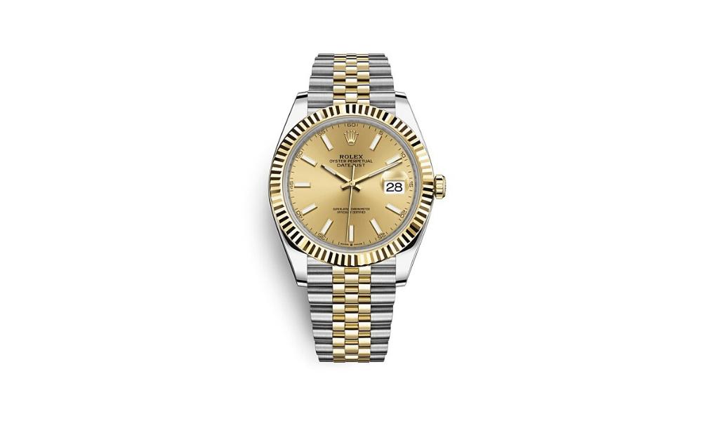 rolex datejust luxury watch