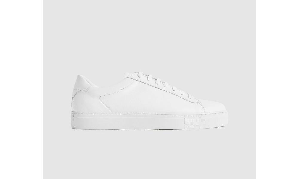 reiss finley footwear