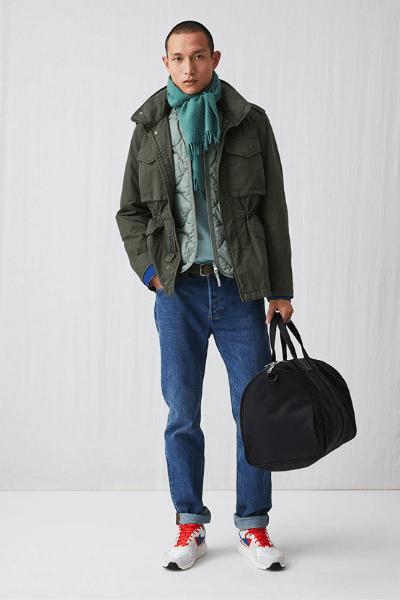 arket field jacket