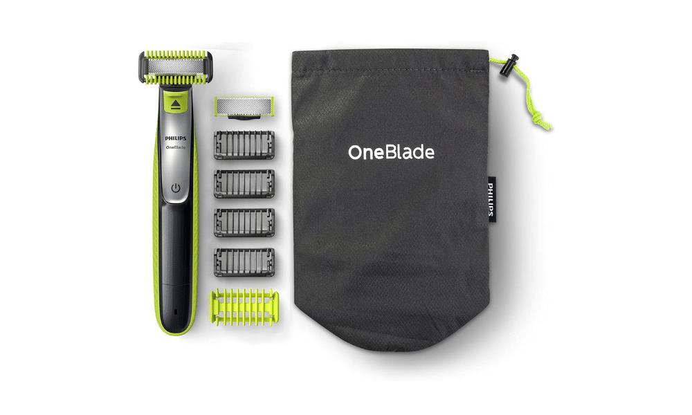 philips one blade hair trimmer