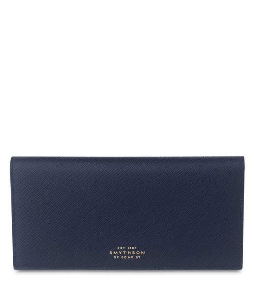 panama coat wallet by smythson
