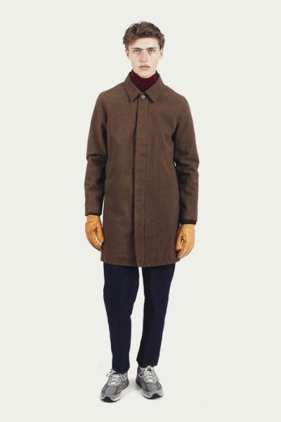 welter shelter coat for men