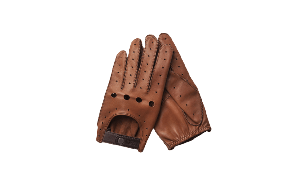 Cafe Leather Driving Gloves